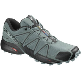 Salomon Speedcross 4 Schoenen Heren, stormy weather/black/stormy weather